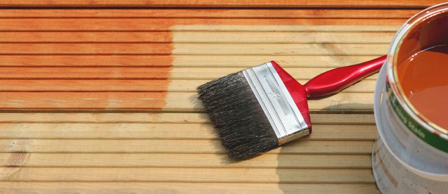 Holzlack Farben.Farben Lacke Beize Holzschutz Holzlack U V M